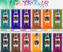 "Набор World Famous Ink ""JAY FREESTYLE WATERCOLOR SET"", 30 мл"