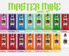 "Набор World Famous Ink ""MASTER MIKE ASIAN SET 1 oz"""