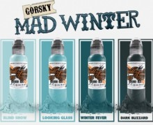 "Набор World Famous Ink ""GORSKY MAD WINTER SET"""