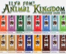"Набор World Famous Ink ""ILYA FOM ANIMAL KINGDOM SET"", 30 мл"