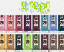 "Набор World Famous Ink ""A.D. PANCHO PRO-TEAM COLOR SET 1 oz"""